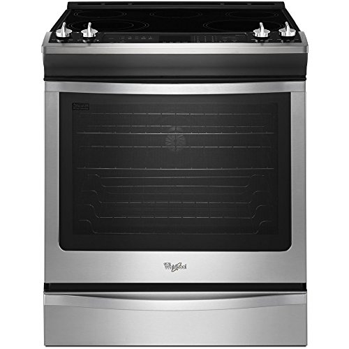 Whirlpool WEE730H0DS Electric cu ft Stainless