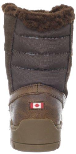 Pajar Mens Banff 2 Snö Boot Mörkbrun