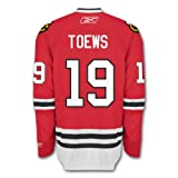Jonathan Toews Chicago Blackhawks Reebok Premier Replica Home NHL Hockey Jersey - Size X-Large