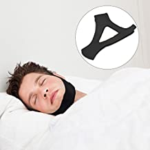 Anti Snore Strap by Notata - Advanced Snoring Aid Scientifically Designed To Stop Snoring Naturally and Give You The Best Sleep of Your Life ( Fits Most)