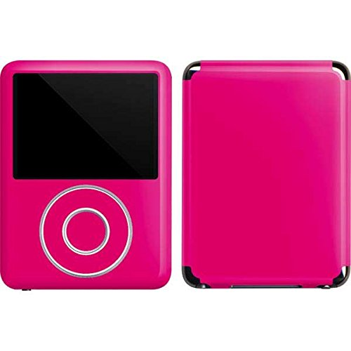 - Skinit Protective Skin for iPod Nano 3G (HOT Pink)