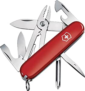 Victorinox Mechanic Red.