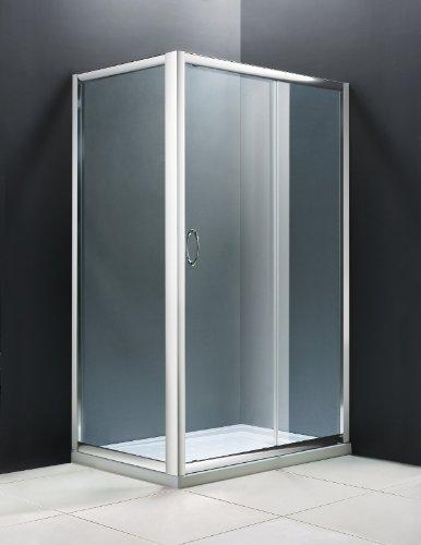 Cabina Box Doccia 170 X 70 Per Sostituzione Vasca.Cabina Doccia In Vetro Temprato 170 X 70 Cm Per Sostituzione Vasca