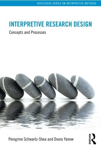 Interpretive Research Design: Concepts and Processes (Routledge Series on Interpretive Methods) by Peregrine Schwartz-Shea (31-Jan-2012) Paperback