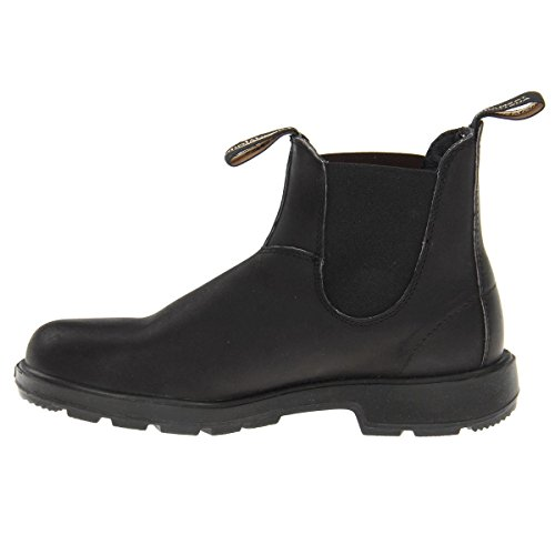 Mens Boots 510 Leather Nero Blundstone q7wtdw