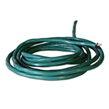 ThruSound Dark Green 16 AWG 4 Conductor FT4 In-Wall Speaker Wire - Made in Canada (50ft)