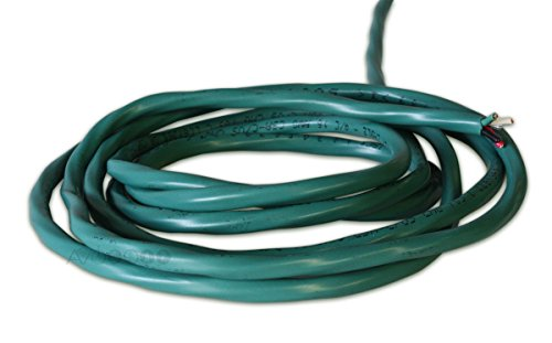 ThruSound Green 16 AWG FT4 In-Wall Speaker Wire - Made in Canada (50ft, 4 Conductor)