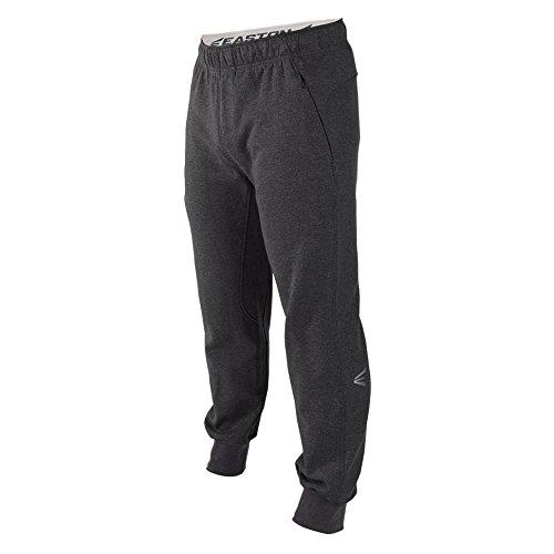 イーストンBoys m10 Tech Fleece Jogger Pants B01KC0TXJG Medium チャコールグレー チャコールグレー Medium