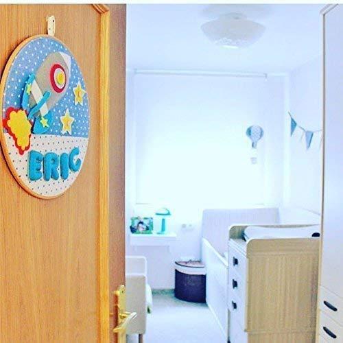 Nombres decorativos infantil, Cuadro decorativo para la habitación ...