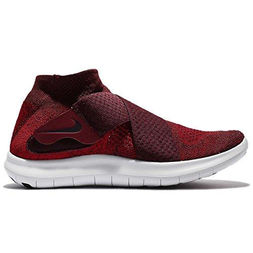 Nike Men's Free Rn Motion Fk 2017 Trail Running Shoes Red (Tough Red / Port Wine / Hydrogen Blue 601) dX6vt