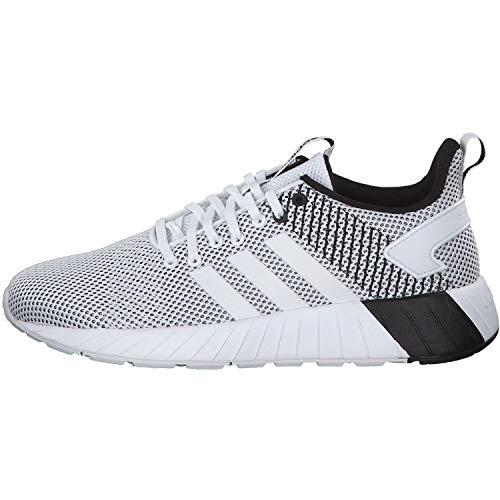 Questar Scarpe Adidas Uomo Da Byd core Black White Running Bianco 2 Ftwr Eu 3 44 4waadCqx