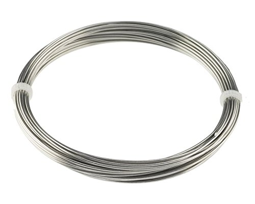 16 Ga Stainless Steel Round Wire 50 Ft. Coil Gr.316l Wire 50' Coil