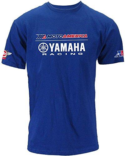 Race Day T-shirt (Yamaha/Moto America Race Day Tee- 3XL)