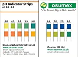 Osumex pH Indicator - pack of 20 strips