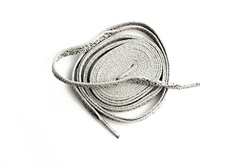 Cement Spotted Shoe Laces Replacement Fits Air Jordan 3 & 4