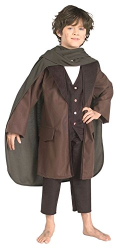 Kids-Costume Frodo Lg Halloween Costume - Child -