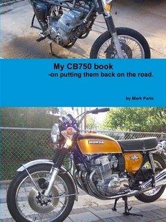 Vintage Honda Motorcycles - 8