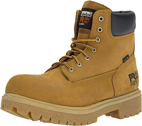 Timberland PRO Direct Attach 6' Steel Safety Toe Waterproof...