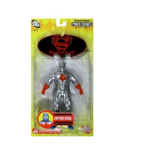 Superman/Batman 1 - Public Enemies: Captain Atom Action Figure