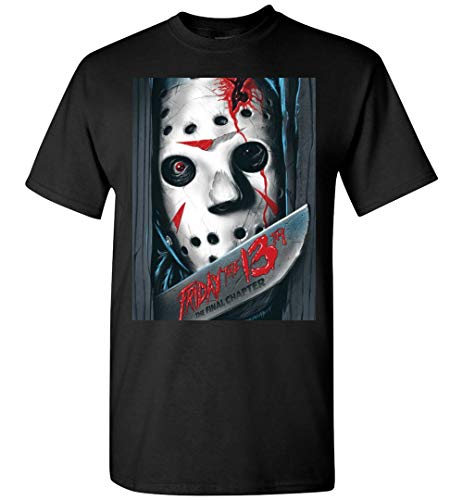 Jason Friday 13th Final Chapter Tee