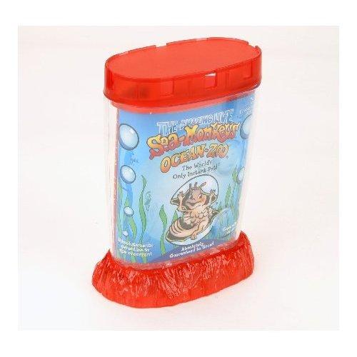 (Schylling Amazing Live Sea-Monkeys Ocean Zoo Kit)