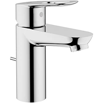 Grohe 23084000 BauLoop Single-handle Bathroom Faucet - Touch On ...