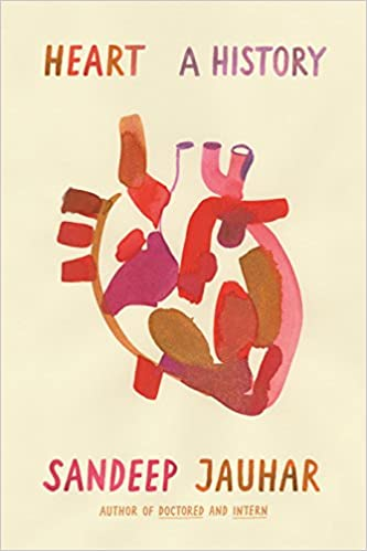 "Cover for ""Heart: A history"""