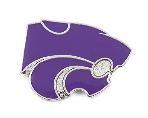 Kansas State Wildcats Team Pennant - NCAA Kansas State Wildcats Logo Pin