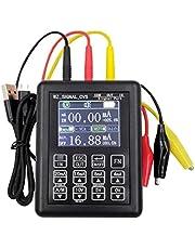 4-20mA Signal Generator Signal Calibrator 24V Current Voltage Transmitter 0-10V High Accuracy Measurement Tool