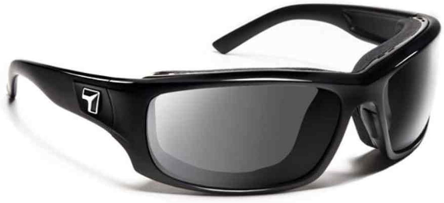 2dcfad6e79 Amazon.com  7 Eye Air Shield Panhead Sunglasses