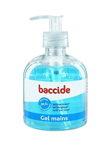 Baccide Hands Gel 300ml Amazon Co Uk Health Personal Care