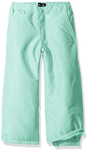 The Children's Place Little Girls' Snow Pant, Sea Frost, 6