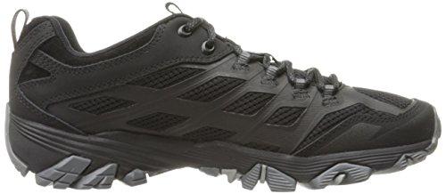 Merrell Mens Moab FST Hiking Shoe Noire cyYUu6