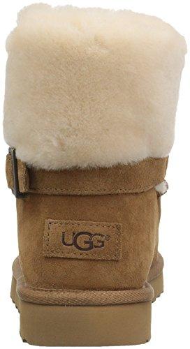 Chestnut UGG Fauve Karel Bottes 1019639 rwRxftTWqr