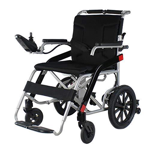 eavy Duty Foldable Electric Power Wheelchair ()