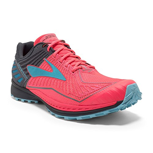 Brooks Women's Mazama Diva Pink/Anthracite/Bluefish 11 B US