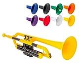 pBone Jiggs pTrumpet Plastic Trumpet w/Gig Bag and