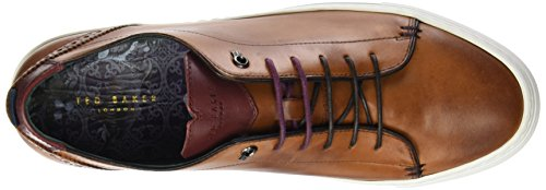 discount 100% original Ted Baker Men's Kiing Low-Top Sneakers Brown (Tan) buy cheap from china 9PaCYx