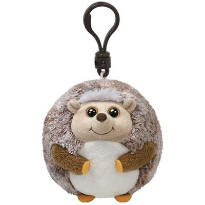 7b3ddcefafb Image Unavailable. Image not available for. Color  TY Beanie Ballz -  PRICKLES the Hedgehog ...