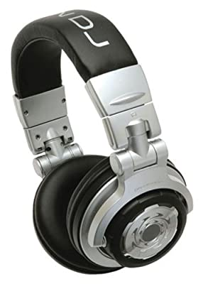 Denon Dnhp1000 Pro Studio & Dj Headphones - New