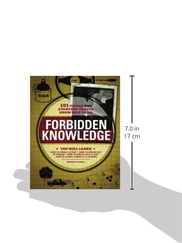 Forbidden Knowledge: 101 Things NOT Everyone Should Know How to Do: Amazon.es: Michael Powell: Libros en idiomas extranjeros