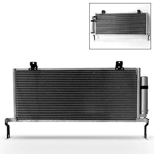 For NEW 7-3238 Aluminum A/C AC Condenser Replacement For 2004-2012 Mitsubishi Galant ES SE GTS DE 04-12 - Mitsubishi Galant Gts