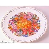 Bradex Royal Albert Collector Plate Autumn Glory