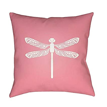 Best Pillow 2020.Amazon Com Jumpinglight Dragonfly Poly Fill Pillow 20