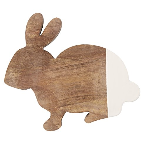 Mud Pie Easter Bunny Serving