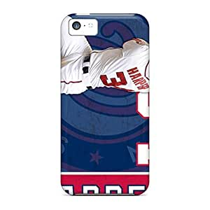 Shock-Absorbing Hard Cell-phone Cases For Iphone 5c With Support Your Personal Customized High-definition Washington Nationals Pattern CharlesPoirier