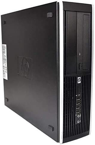 (Renewed) HP Elite Desktop Computer Package - Windows 10 Professional, Intel Quad Core i5 3.2GHz, 8GB RAM, 500GB HDD, 22 inches LCD Monitor, Keyboard, Mouse, WiFi