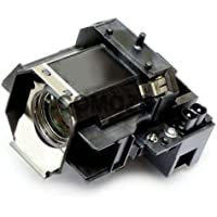 Replacement projector lamp ELPLP39 / V13H010L39 WITH HOUSING for Epson EMP TW1000 / EMP TW2000 / EMP TW700 / EMP TW980 / Home Cinema 1080 / Home Cinema 1080UB / Home Cinema 720 / PowerLite Pro 810 / Pro Cinema 810 / Pro Cinema 810 HQV Projectors
