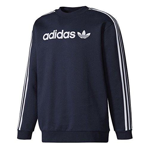 vintage adidas sweatshirt - 1