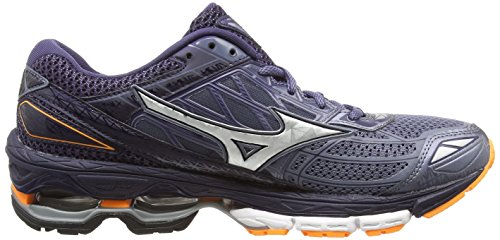 Basse Mizuno Silver Eclipse Multicolore da 19 Ginnastica Scarpe Creation Fgray Uomo Wave 001 Srn1qwvrYx